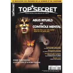Top Secret n° 75 - Abus rituels et Contrôle Mental