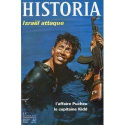 Historia n° 268 - Israël attaque