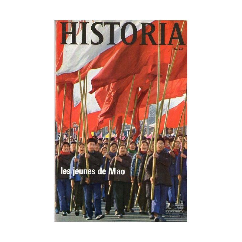 Historia n° 267 - Les jeunes de Mao