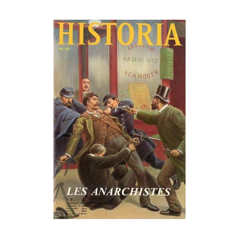 Historia n° 263 - Les Anarchistes