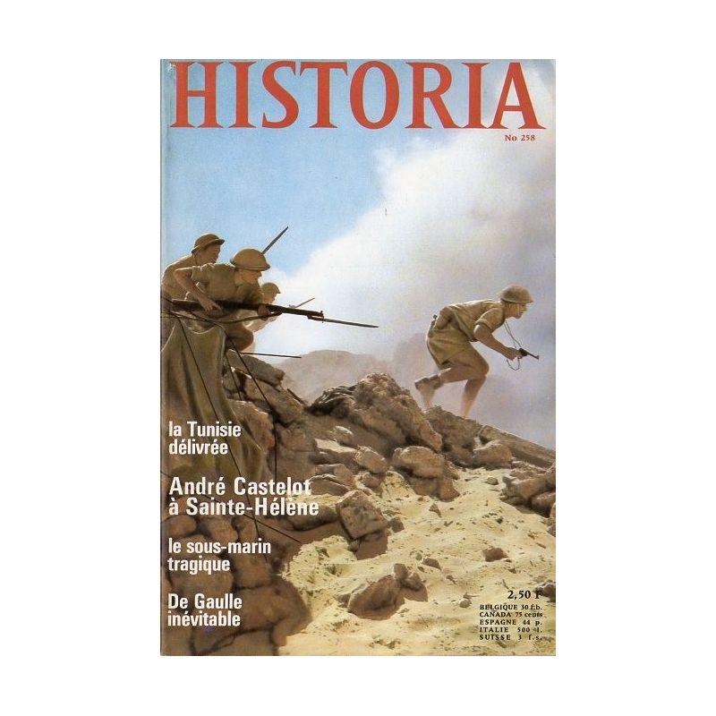 Historia n° 258 - La Tunisie délivrée