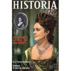 Historia n° 256- Catherine II a-t-elle tué son mari ?
