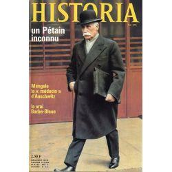 Historia n° 255 - Un Pétain inconnu