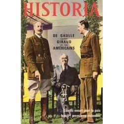 Historia n° 254 - De Gaulle contre Giraud et les Américains