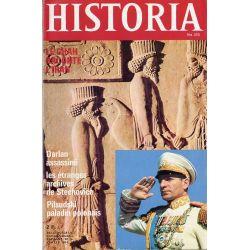 Historia n° 253 - Le Chah raconte l'Iran