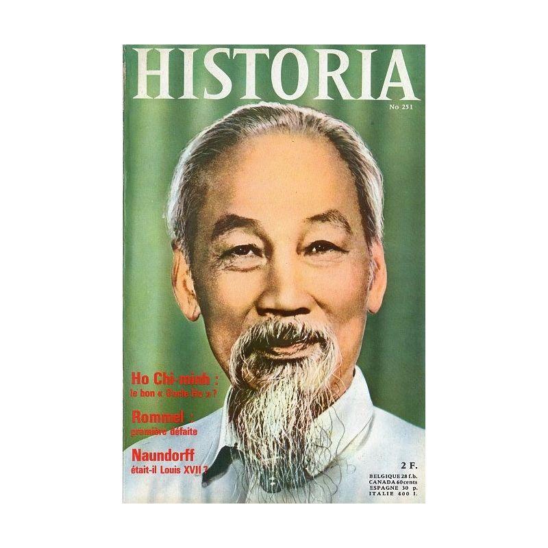 """Historia n° 251 - Ho Chi-minh : le bon """"Oncle Ho"""" ?"""