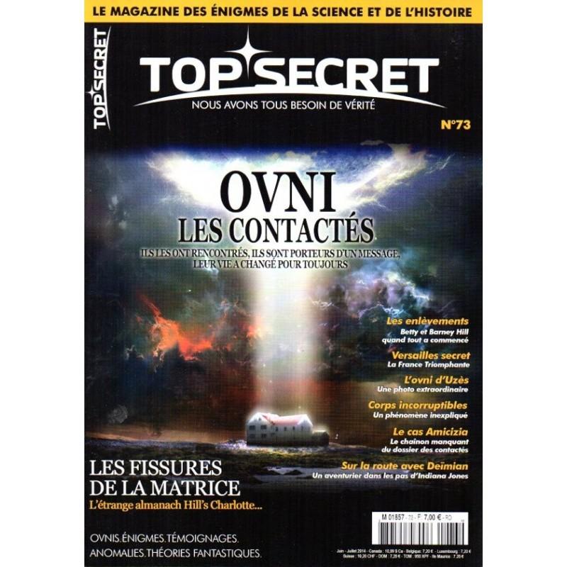 Top Secret n° 73 - OVNI, les contactés