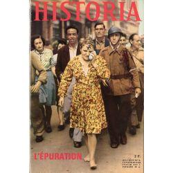 Historia n° 248 - L'Épuration