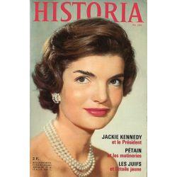Historia n° 246 - Jackie Kennedy et le Président
