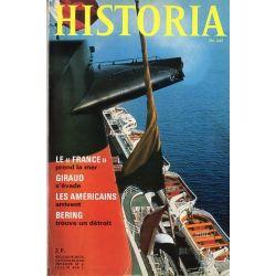 "Historia n° 245 - Le ""France"" prend la mer"
