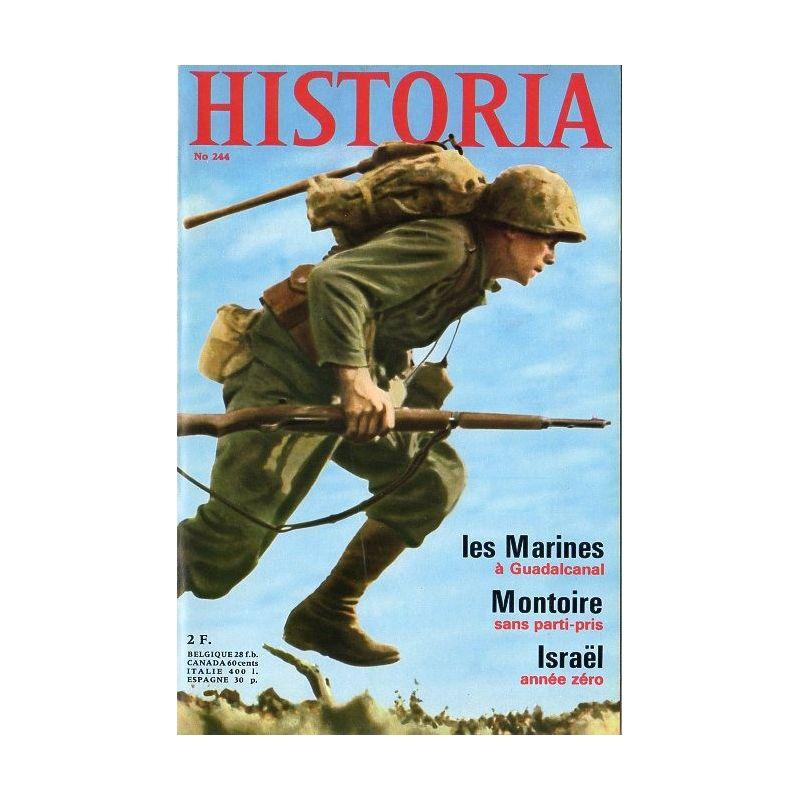 Historia n° 244 - Les Marines à Guadalcanal