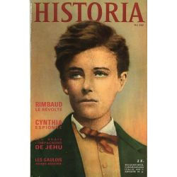 Historia n° 242 - Arthur Rimbaud, le révolté