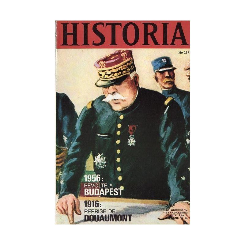 Historia n° 239 - 1916 : reprise de Douaumont