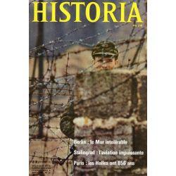Historia n° 238 - Berlin : le Mur intolérable