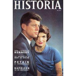 Historia n° 237 - Dans l'intimité des Kennedy