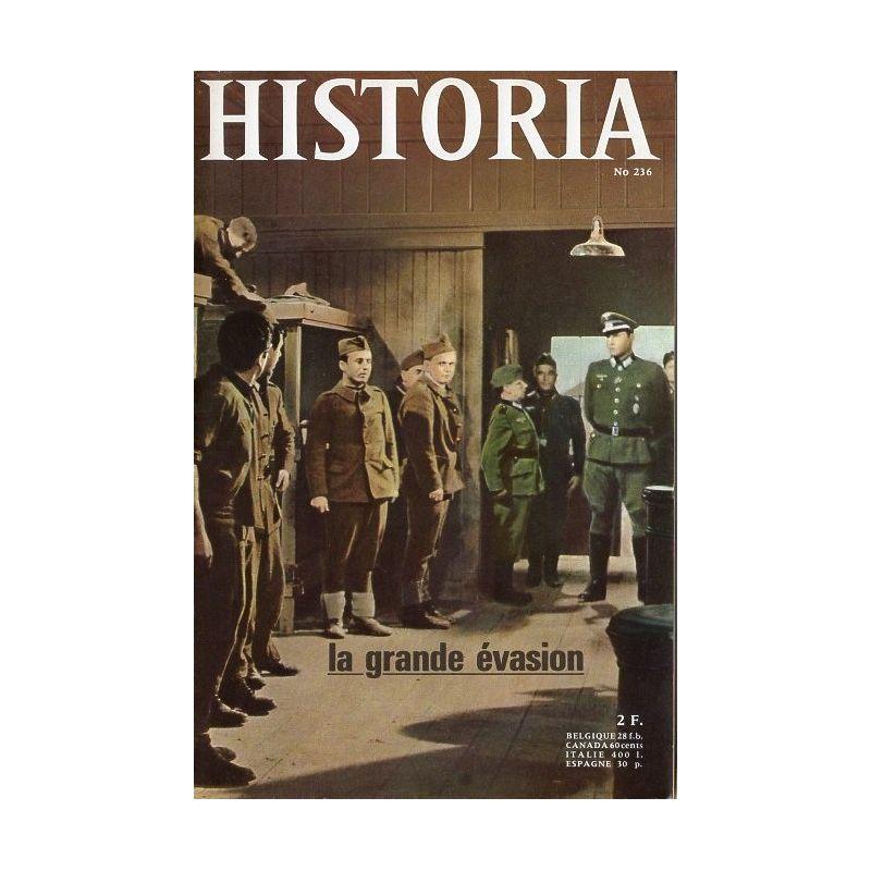 Historia n° 236 - La grande évasion