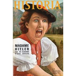 Historia n° 234 - Madame Hitler, les 33 albums d'Eva Braun