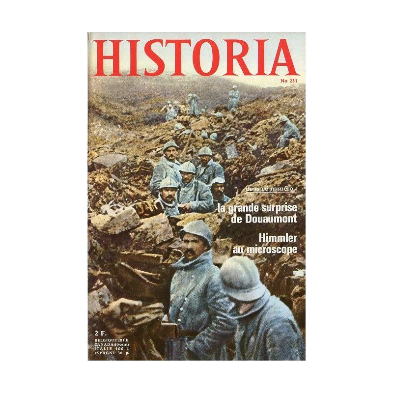 Historia n° 231 - La grande surprise de Douaumont