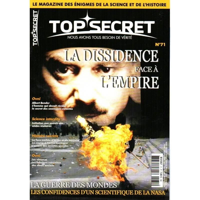 Top Secret n° 71 - La dissidence face à l'Empire