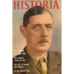 Historia n° 228 - La jeunesse de Charles de Gaulle