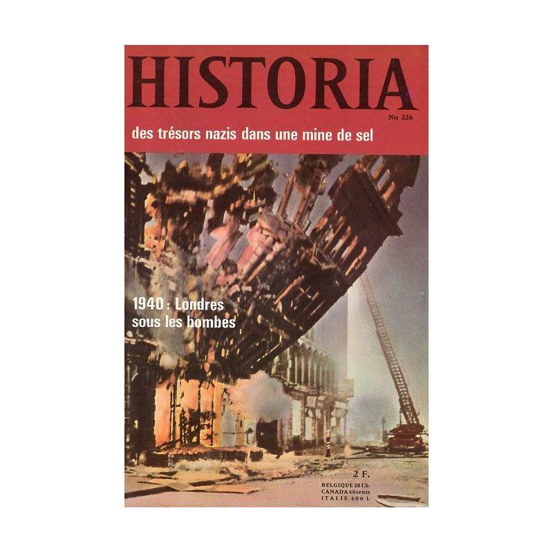Historia n° 226 - 1940 : Londres sous les bombes