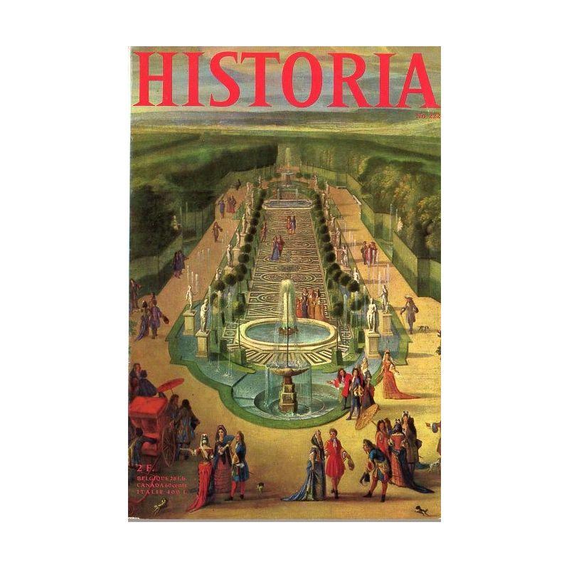 Historia n° 222 - Le Roi-citoyen : Louis-Philippe