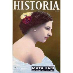 Historia n° 221 - Mata Hari, espionne ou victime ?