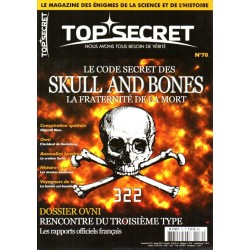 Top Secret n° 70 - Le Code Secret des SKULL AND BONES