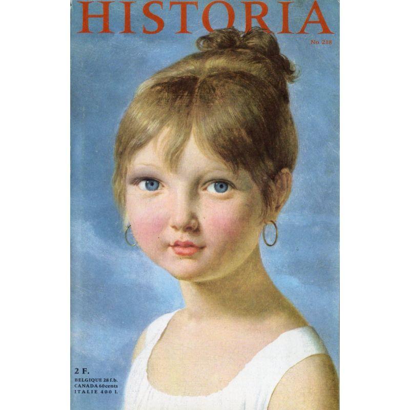 Historia n° 218 - A Calais mourait Lady Hamilton