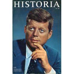 Historia n° 216 - Il y a un an, midi trente : Le président Kennedy est assassiné