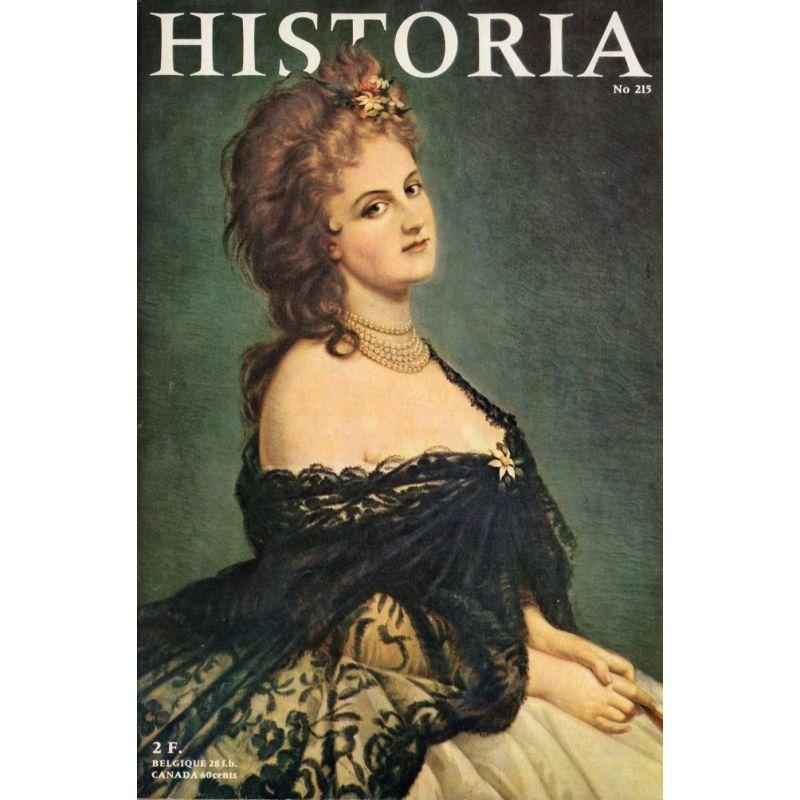 Historia n° 215 - Pizarre en Amérique du Sud