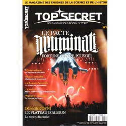 Top Secret n° 69 - La Pacte Illuminati, fortune, gloire, pouvoir