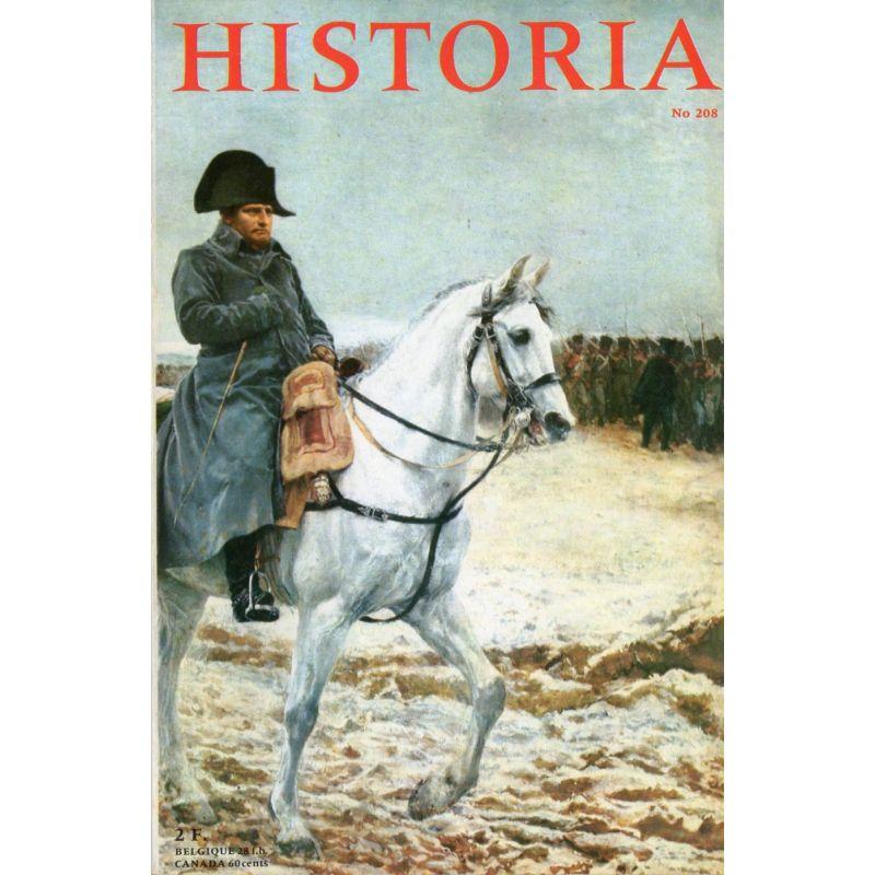 Historia n° 208 - Il y a 150 ans : Mars 1814