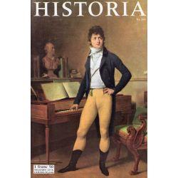 Historia n° 204 - L'étonnant de Clovis, chef Franc