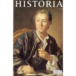Historia n° 203 - Diderot de Pied en cap (par André Billy)
