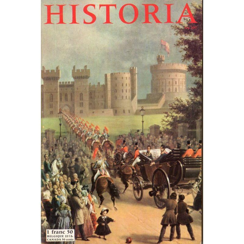 Historia n° 202 - Louis-Philippe, metteur en scène de l'histoire