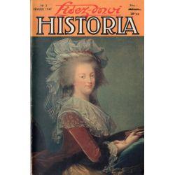 Lisez-moi Historia n° 3 - Couverture : Marie-Antoinette, tableau de Mme Vigée Le-Brun