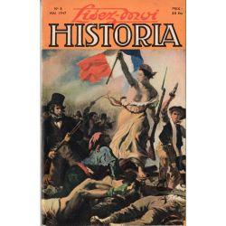 Lisez-moi Historia n° 6 - Les trois glorieuses : la liberté conduisant le peuple, tableau par Eugène Delacroix