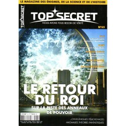 Top Secret n° 65 - Le Retour du Roi