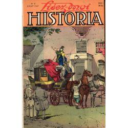 Lisez-moi Historia n° 8 - La prodigieuse histoire du colonel Lawrence - Couverture : une Diligence par Eugène Lami