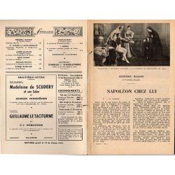 Lisez-moi Historia n° 4 - Napoléon chez lui, pages 2 et 3