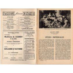 Lisez-moi Historia n° 5 - L'éducation du Dauphin, Louis de France, pages 2 et 3