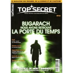 Top Secret n° 63 - Bugarach, nous avons trouvé la Porte du Temps