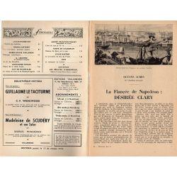 Lisez-moi Historia n° 8 - La prodigieuse histoire du colonel Lawrence, pages 2 et 3