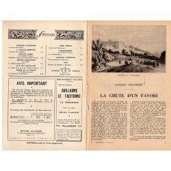 Lisez-moi Historia n° 10 - La chute d'un favori, pages 2 et 3