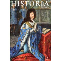 Historia n° 199 - Ce bon docteur Ignace Guillotin - Couverture Louis XIV en prière