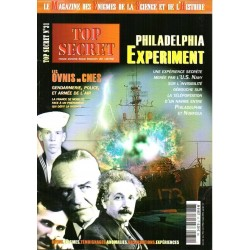 Top Secret n° 31 - Philadelphia Experiment