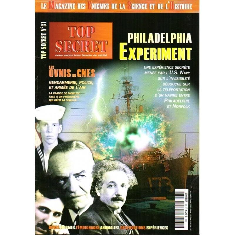 Top Secret n° 31 - Philadelphia Experiment