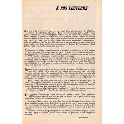 Historia n° 195 - L'affaire Wilson - à nos lecteurs