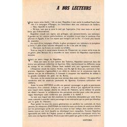 """Historia n° 193 - """"Sire, l'armée n'existe plus ! ..."""" - à nos lecteurs"""